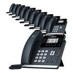 Yealink T42S (10-Pack) Ultra-elegant Gigabit IP Phone