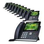 Yealink T48S (10-Pack) Ultra-elegant Gigabit IP Phone