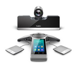 Yealink VoIP Conference Phones yealink video conferencing endpoint phone with wired mic pods
