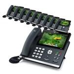 Yealink Sip-t46g (10 Pack) Ultra-elegant Gigabit Ip Phone