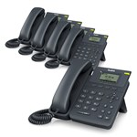 Yealink SIP-T19P-E2 (5-pack) Entry-Level IP Phone