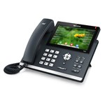 Yealink SIP-T48G Gigabit VoIp Phone with 7-Inch Touch Screen Panel